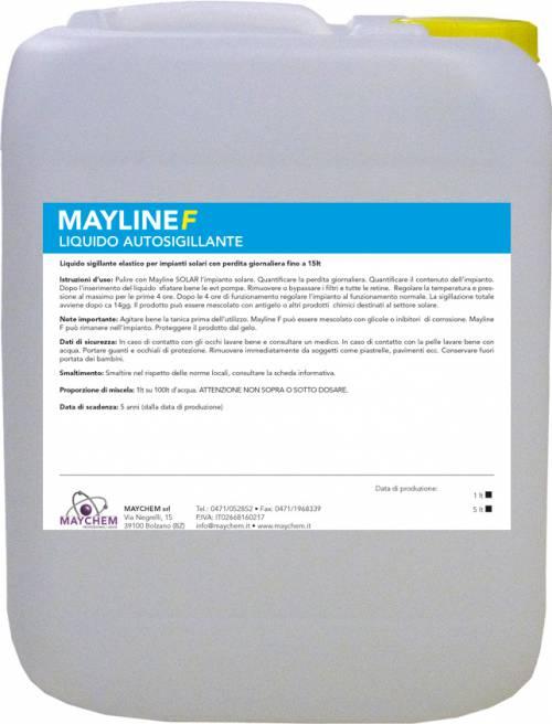 Beliebt MAYCHEM - Dichtmittel für Heizung, Sanitär & Solaranlagen - Mayline F UV46
